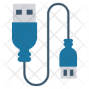 Wire Usb Cable Icon