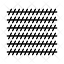 Wire Barbed Barbed Wire Icon