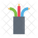 Wire Cable Electric Icon