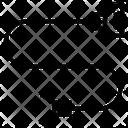 Wire Lead Cord Icon