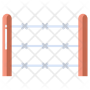 Afence Wire Fence Wire Icon