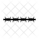 Wire fencing Icon