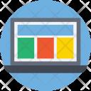 Web Layout Webpage Icon