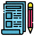 Wire Frame Icon