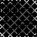 Wire frame Design Icon