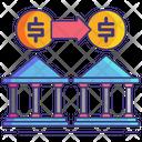 Wire Transfer Icon
