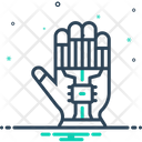 Wired Gloves Icon