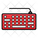 Wired Keyboard Icon