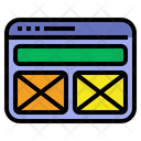 Wireframe Icon