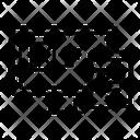 Web Template Web Design Wireframe Icon