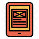 Wireframe Tab Icon