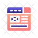 Wireframing Icon