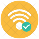 Wireless Connection Connected Icon