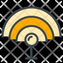 Wireless Antenna Signal Icon