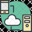 Wireless Network Cordless Icon