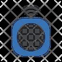 Wireless Signal Home Icon