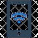 Wireless Smartphone Signal Icon