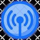 Wireless Wifi Signals Icon