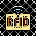 Wireless Card Radio Icon