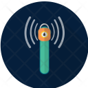 Wireless Lock Security Icon