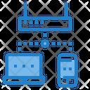 Wireless access Icon