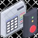 Wireless Alert Device Icon