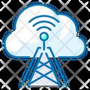 Wireless Antenna Antenna Tower Icon