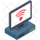 Wireless Broadband Connection Icon