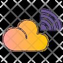 Wireless Broadcast Icon