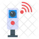Smart Cam Webcam Wireless Camera Icon
