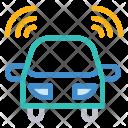 Wireless car Icon