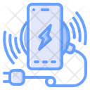 Wireless Charger Icon