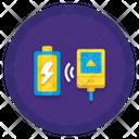 Wireless Energy Icon