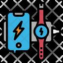 Wireless Charging Wireless Charging Icon