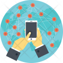 Wireless Communication Icon