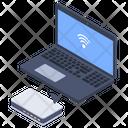 Wireless Connection Broadband Network Wireless Network Icon