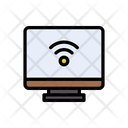 Wireless Signal Connection Icon
