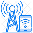 Wireless Connection Mobile Wifi Internet Connection Icon