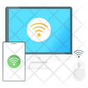 Internet Connection Wireless Connection Wifi Connectivity Icon