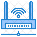 Wireless Connection Router Network Router Icon
