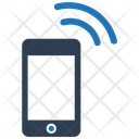 Wireless Connectivity Cellphone Mobile Phone Icon