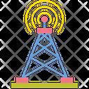 Wireless Connectivity Tower Wireless Icon