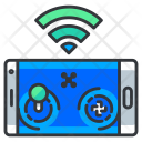 Wireless Remote Control Icon