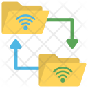 Wireless Data Icon