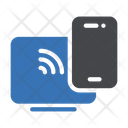 Wireless Device Wireless Mobile Icon