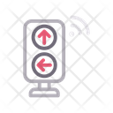 Direction Arrow Up Icon