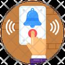 Wireless Doorbell Smart Doorbell Doorbell Icon