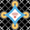 Wireless Quadcopter Remote Icon
