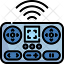 Wireless Drone Controller Icon
