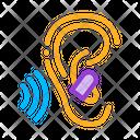 Wireless Earplugs Icon